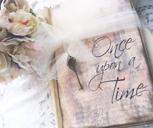 book, fairytale, and once upon a time image