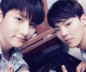 i.m, kpop, and shownu image