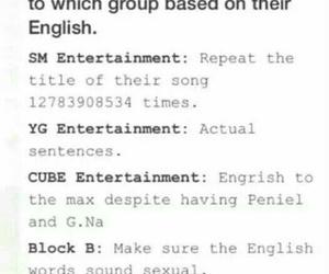 JYP, kpop, and SM image