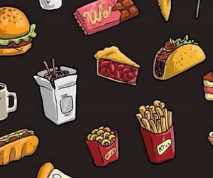 background, food, and it image