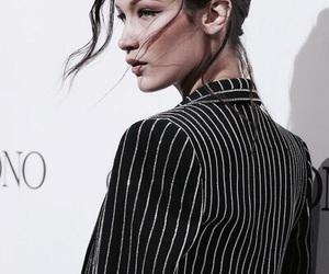 fashion, style, and bella hadid image