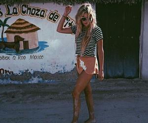 ashley benson, girl, and summer image