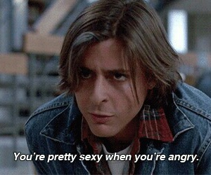 The Breakfast Club, sexy, and angry image