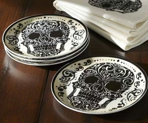 skull and plates image