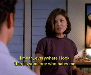 90s, quote, and beverly hills 90210 image