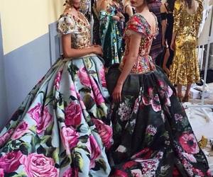dress, fashion, and Dolce & Gabbana image