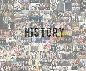 history, one direction, and liam payne image