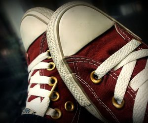 chucks, converse, and shoes image