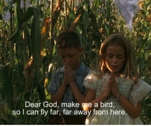 bird, kids, and quotes image