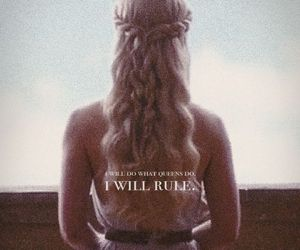 game of thrones, Queen, and quote image