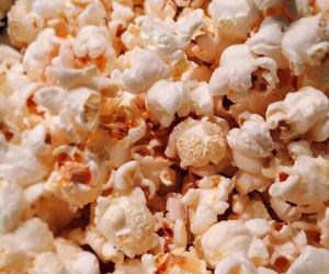 food, photography, and popcorn image