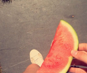 converse and watermelon image
