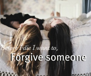 brunette, long hair, and text image