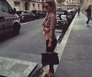 blonde, fashion, and paris image