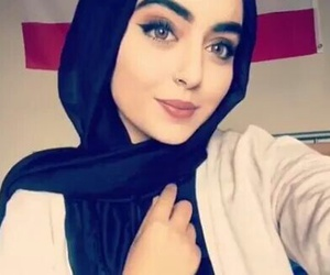 beuty, islam, and girl image