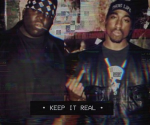 biggie, keep it real, and old school image