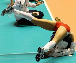 volleyball, love, and life style image