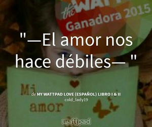 amor, evan, and frases image