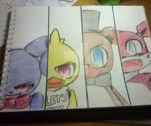 five nights at frddy's image