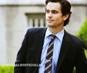 white collar, neal caffrey, and matt bomer image
