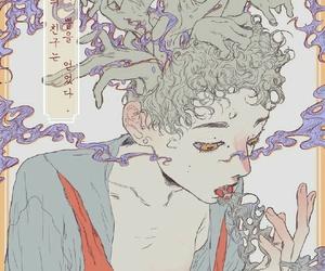 art, digital art, and anime art image