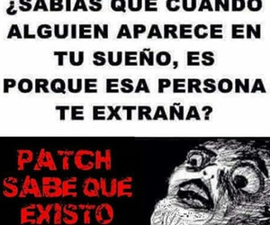 funny, hush hush, and patch cipriano image