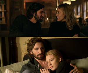 blake lively, michiel huisman, and age of adaline image