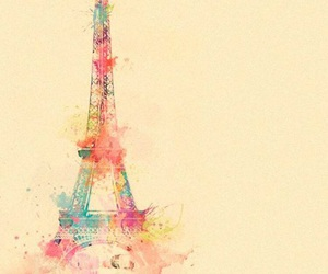 background, eiffel tower, and screensaver image