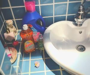 bathroom, Harajuku, and 原宿 image