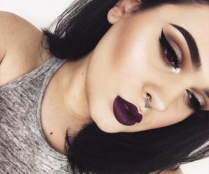 beauty, contour, and eyeshadow image