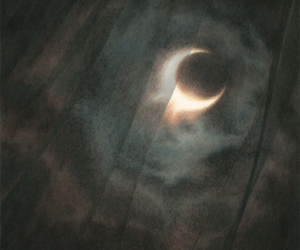 theme, moon, and dark image