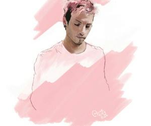 art, pink, and twenty one pilots image