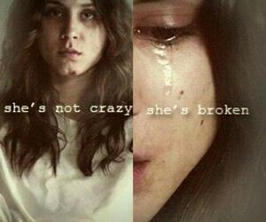 pll, broken, and pretty little liars image
