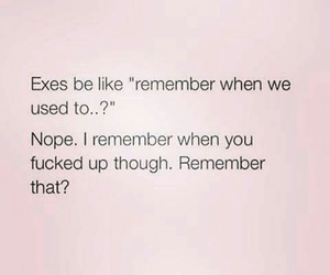 nope, true, and exes image