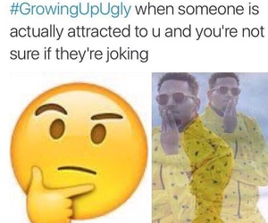 they're, growingupugly, and their+joking image