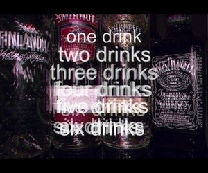 drink and text image