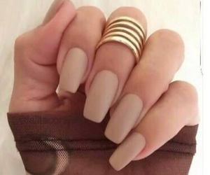 cool, girl, and nails image