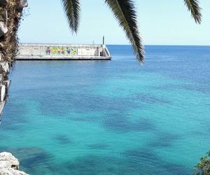 holiday, mallorca, and sea image