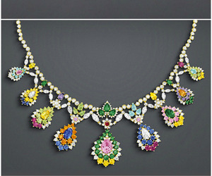 fashion, jewellery, and nacklace image