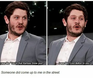 funny, ramsay bolton, and lol image
