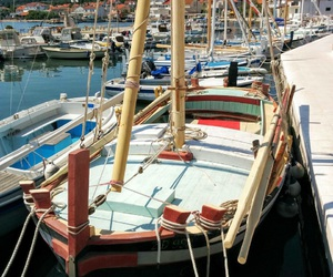 boat, ship, and krk image