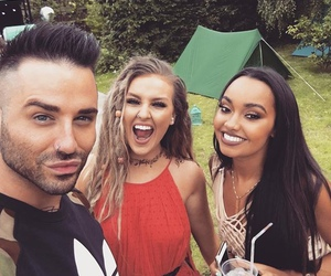 perrie edwards, little mix, and leigh anne image