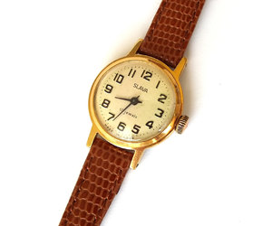 etsy, wrist watch, and womens watches image