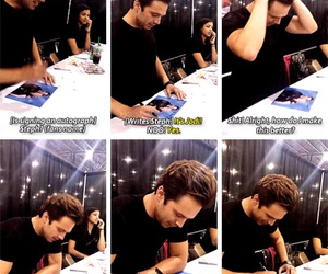 fan, sebastian stan, and actor image