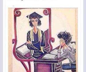 school, study, and graduation image
