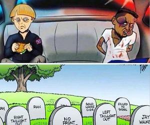 police brutality, black men, and amerikkka image