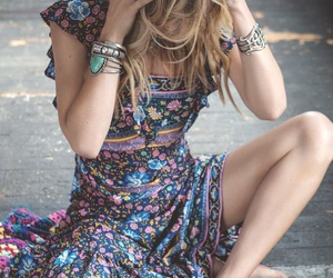 bohemian, hippie style, and gypsy image