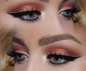 beautiful, cosmetics, and style image
