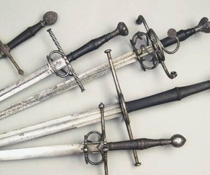 sword and aesthetic image