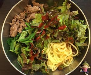 bowl, food, and korean food image
